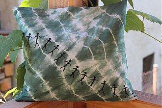 Úžitkový textil - pohánkový vankúšik - 3073884