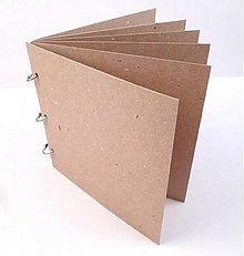 Papier - album na dotvorenie 15x15cm - 3078471