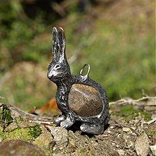 Náhrdelníky - Prítulný zajačik - 3079587