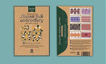 Papiernictvo - Pohľadnicový Set - Stredné Slovensko - 3079930