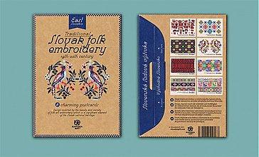 Papiernictvo - Pohľadnicový set - Východné Slovensko - 3079938