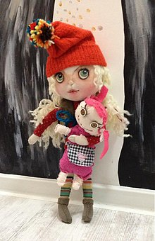 Bábiky - Chloe - 3082271