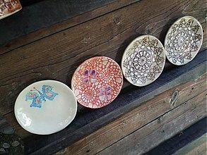 Nádoby - Malé tanieriky  12cm - 3085955