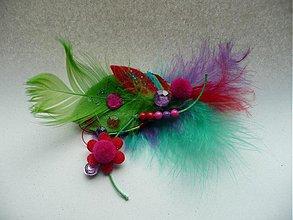 Odznaky/Brošne - Wild Colorico by HOGO FOGO - 309202