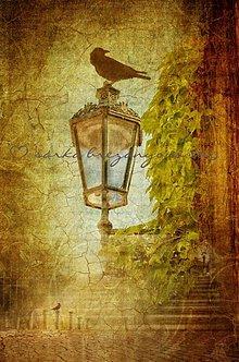 Obrazy - LAMPA (2 (fotoplátno 60x80 cm)) - 3093137