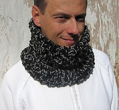 Doplnky - čieRna so siVou - 3096303