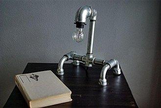 Svietidlá a sviečky - industriálna lampa Mirjana - 3101750