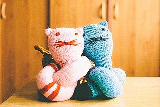 Hračky - mačičky... - 3101868