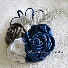 Odznaky/Brošne - Bleuté - 3103317