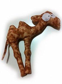 Hračky - Kamelka, čo sa v púšti stratila - 310538