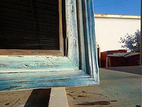 Zrkadlá - Zrkadlo bielo modre č. 9 - 3106099