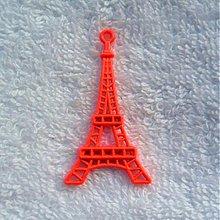 Komponenty - KPr-Eiffelovka 44x24mm-1ks (oranžová) - 3106799