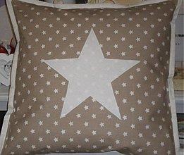 Úžitkový textil - Sada vianočných vankúšov pre Zuzku - 3107076