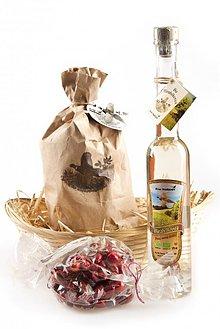 Potraviny - Darčekový balíček bioproduktov 2 - 3112213