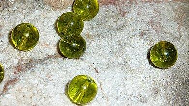Minerály - Kremeň zelený 10mm - 3114276