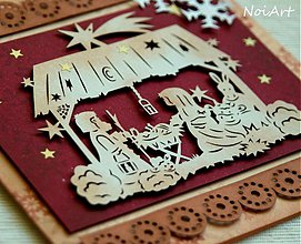 Papiernictvo - Pohľadnica Betlehem - 3115020