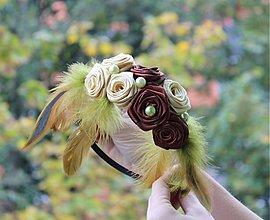 Ozdoby do vlasov - Jesenná romantika - 3115891
