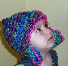 0620cada2 Detské čiapky - Supravicka zimna uz iba podobna - 3116852
