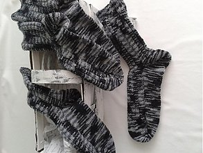 Obuv - Ponožky  75% vlna - 3117756