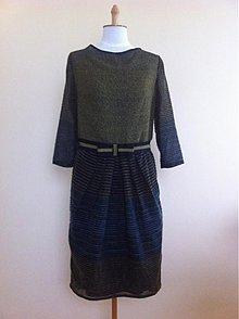 Šaty - Z machu a papradia - 3121438