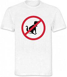 Oblečenie - Zákaz venčenia psov - 3123089