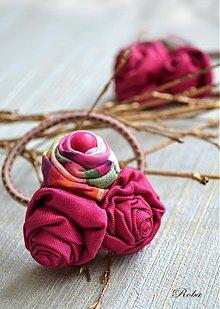 Ozdoby do vlasov - Roses - 3127984