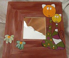 Zrkadlá - ZRKADLO-cicušky - 314553