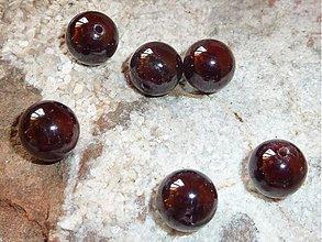 Minerály - Granát A 10mm - 3149488