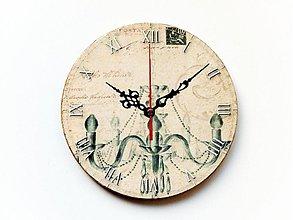 Hodiny - Fejk hodiny - obrázok - 3149526