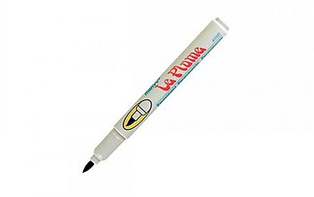 Pomôcky/Nástroje - Kreatívne pero so štetcom namiesto hrotu - čierne - 3150667