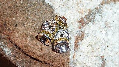 Komponenty - Rondelka zlatá 12 - 3151214