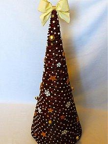 Dekorácie - Vianočný paper stromček - 3156488