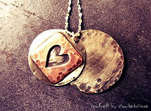 Náhrdelníky - Slová tvojho srdca - 3160760