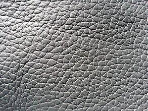 Iný materiál - 2-3 mm pravá koža (Čierna) - 3177926