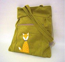 Veľké tašky - Elegant - líška - 3179910