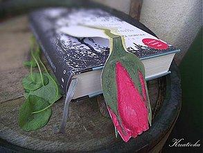 Papiernictvo - Čítam s tulipánom.... - 3184055
