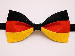 Doplnky - Pánsky motýlik Kamoško z Nemecka - 3184157