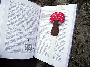 Papiernictvo - Čítam s muchotrávkou... - 318457