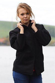 Kabáty - Zimný moderný kabát_Zľava 30%_ - 3186761