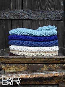 Čiapky - melancholická 100% bavlna - 3189160