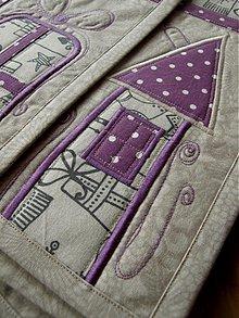 Úžitkový textil - Vianočné prestieranie No.1 :) - 3198487