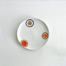 Nádoby - tanier malý kvet - 3208540