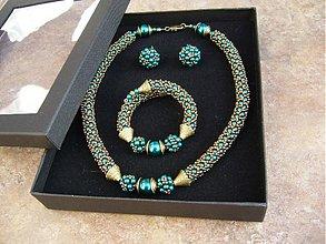 Obalový materiál - Krabička na šperky 30x150x190mm polstrovaná - 3209386