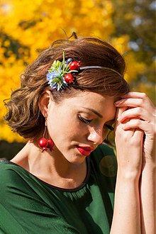 Ozdoby do vlasov - Jesenná nr.5 by HOGO FOGO - 3213111