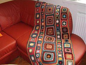 Úžitkový textil - Deka Frída - 3217399