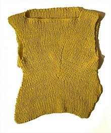 Topy - žltá vesta - 3223708