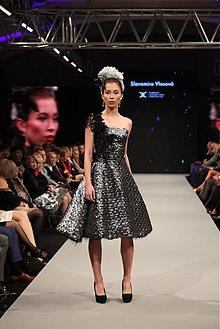 Šaty - silver starllingAKCIA50%/SKLADOM - 3227152