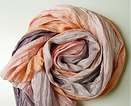 Šály - Pudrově růžový - 3231296