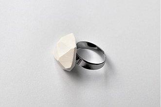 Prstene - Astoria ring white - 3234931