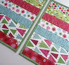 Úžitkový textil - Christmas Modern - 3237599